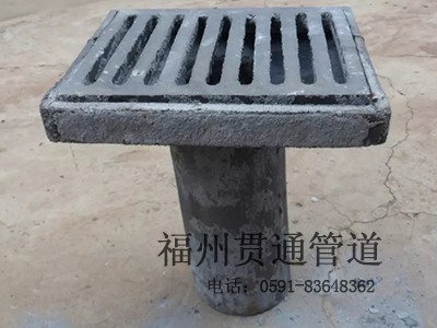 福州铸铁泄水管