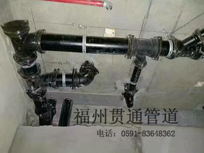 福州B型铸铁管
