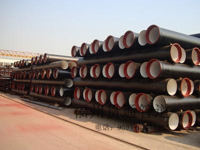 生产铸铁管需要的工艺和连接方式
