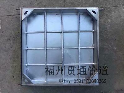 福建不锈钢井盖