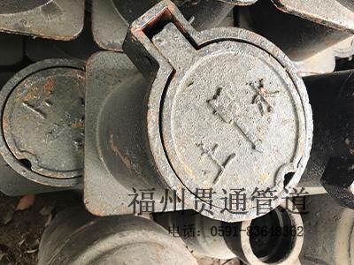 福建铸铁井盖