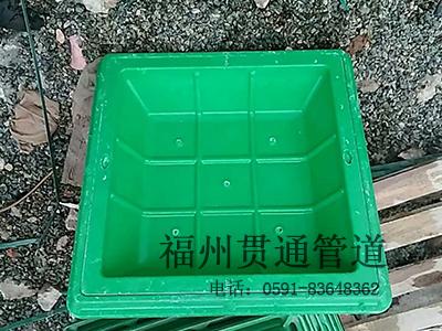 方形树脂井盖