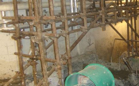 置换混凝土加固施工时,4个方面的问题不容忽视