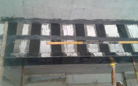 碳纤维片在加固改造中的应用范围