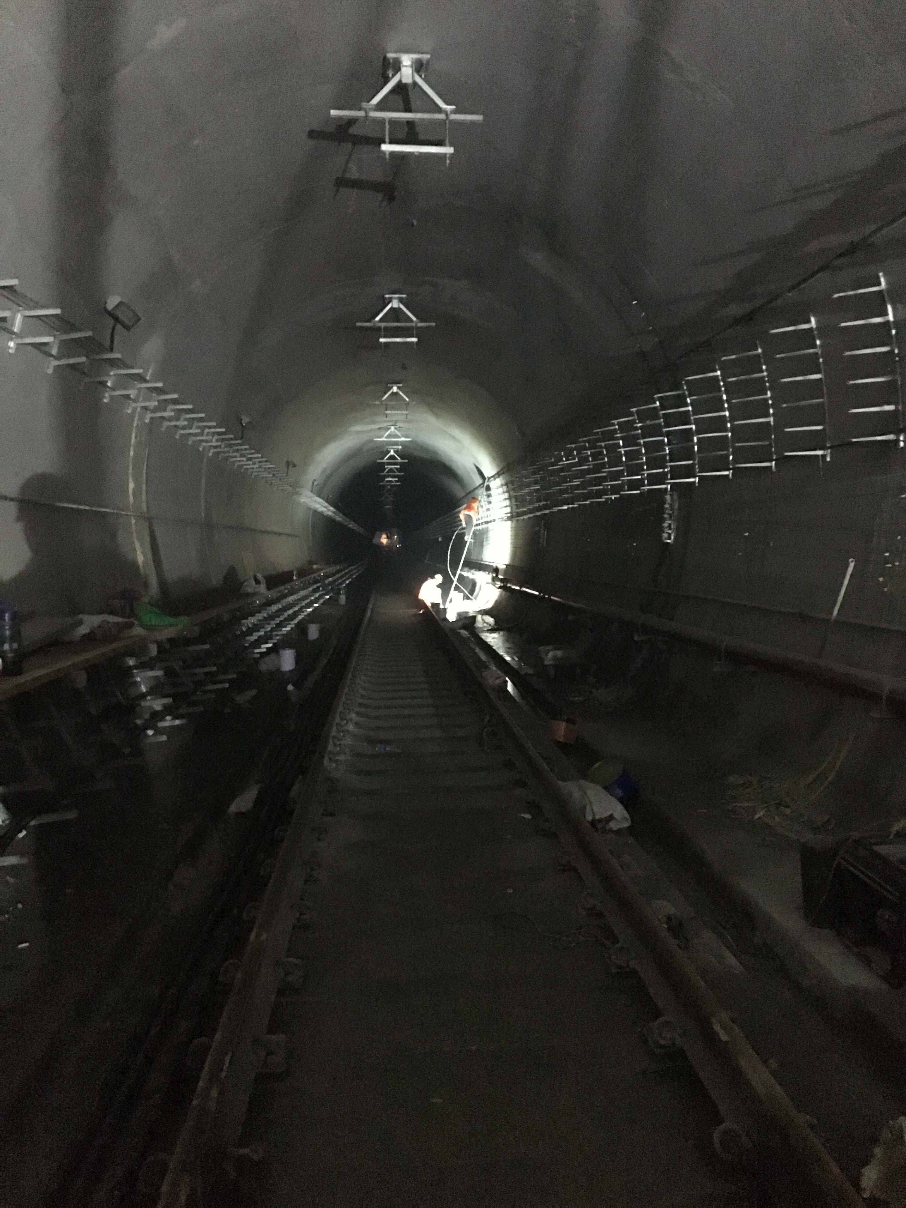 武汉地铁灌浆堵漏
