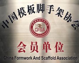 中国模板脚手架会员单位
