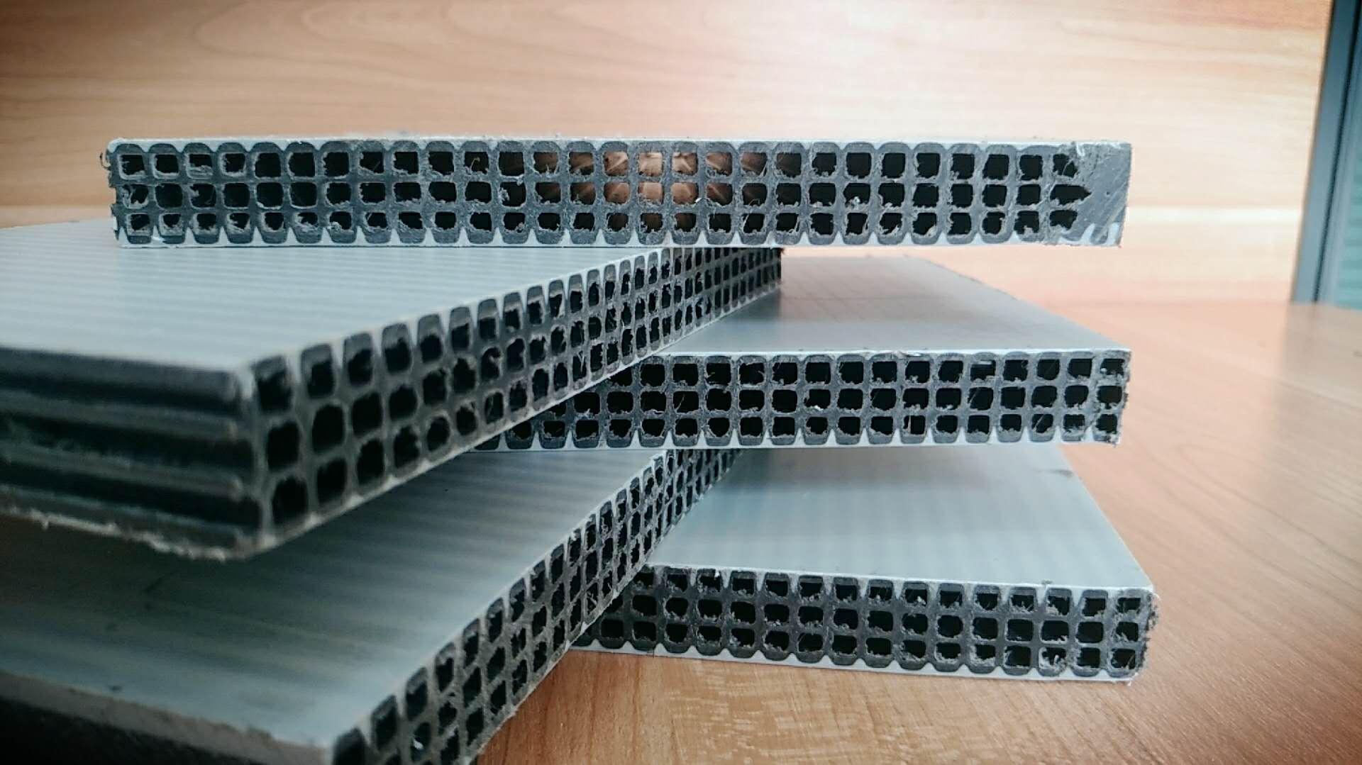 新型中空塑料模板发展面临的问题