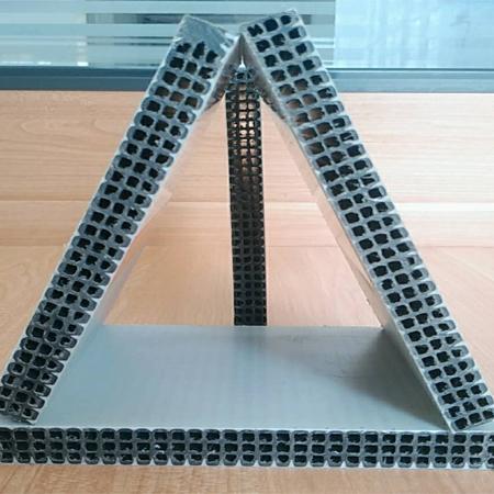 陕西中空塑料模板 助推产业绿色发展
