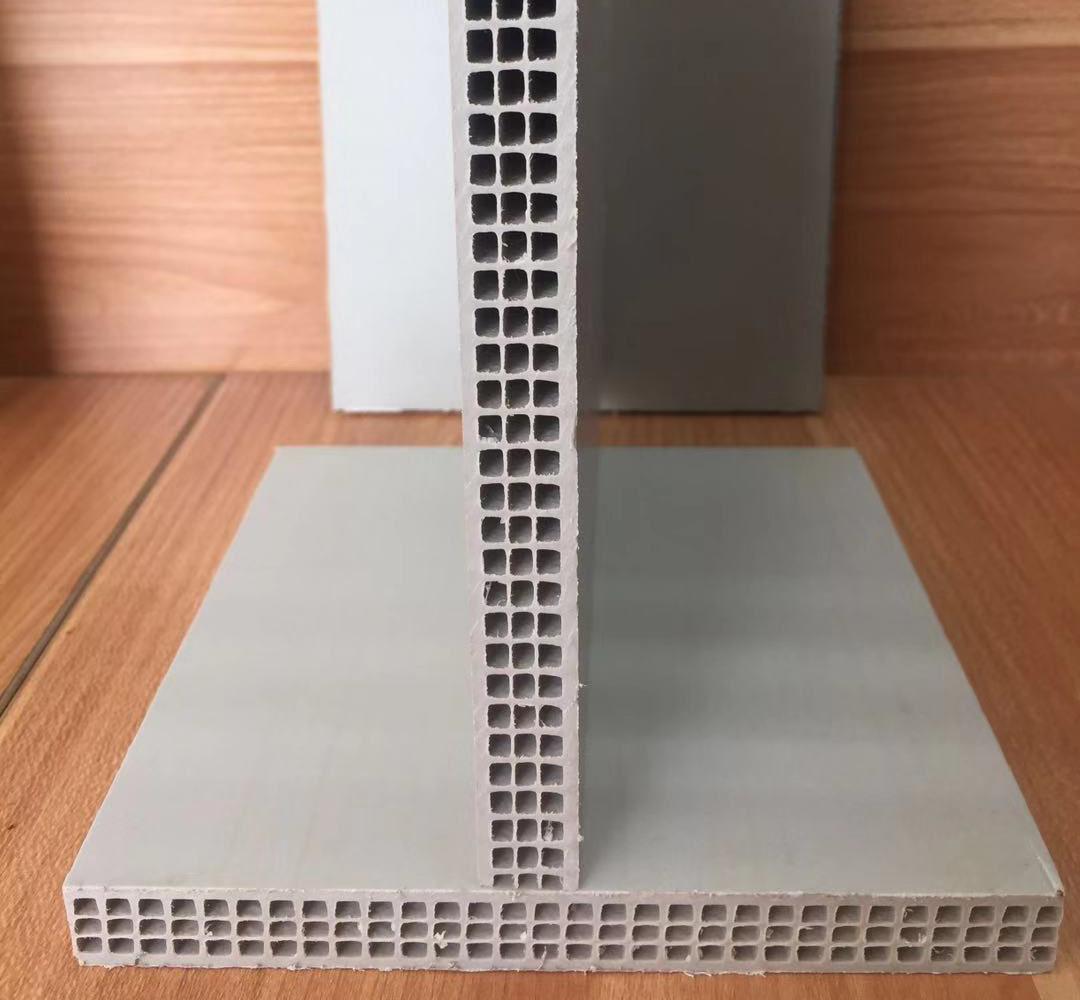 纯白中空塑料模板