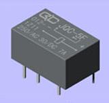 JQC-5F 超小型通用继电器