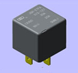 JQX-27FA 型小型大负荷电磁继电器