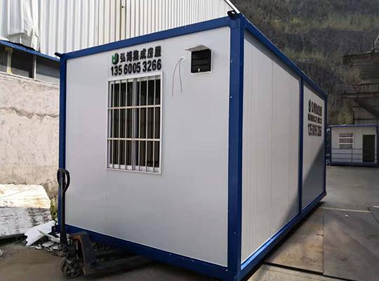 住人集装箱的消防安全要如何注意?
