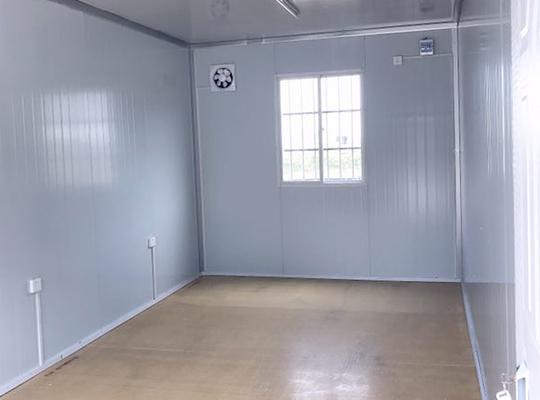 集装箱框架房