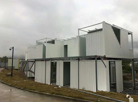 住人集装箱房的设计需要满足哪些条件?