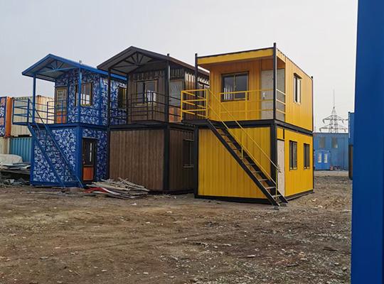 创意集装箱房屋