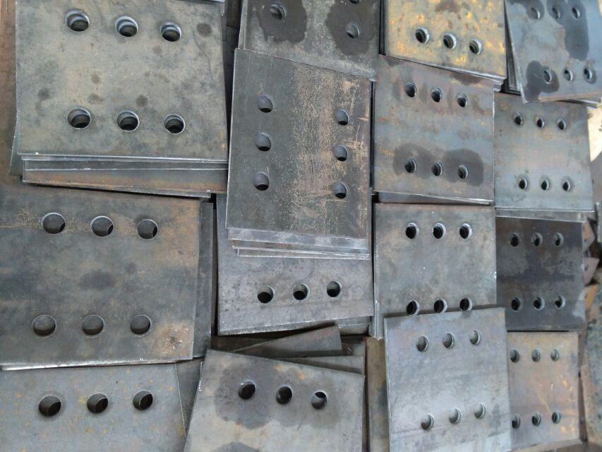 钢结构连结板