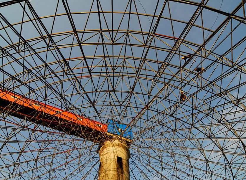 云南钢结构八大生产流程