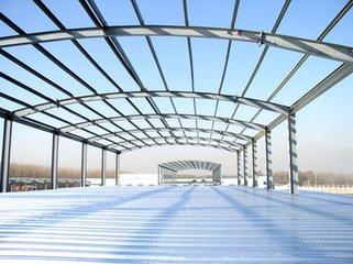 云钢结构施工