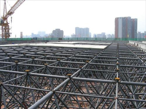 云南钢结构施工