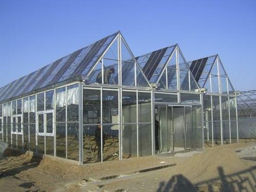 昆明温室大棚安装带你了解如何规范安装温室大棚?