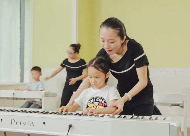 少儿钢琴培训学校