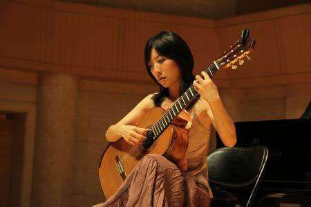 古典吉他演奏