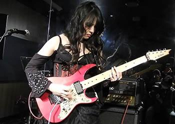电吉他演奏