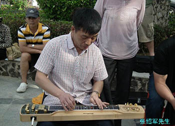 夏威夷吉他演奏