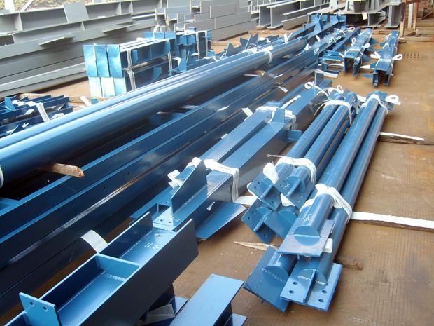 昆明钢结构安装小编浅谈钢结构加工制作切割的工艺