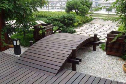 重庆防腐木木桥