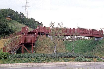 重庆防腐木栏杆批发厂家