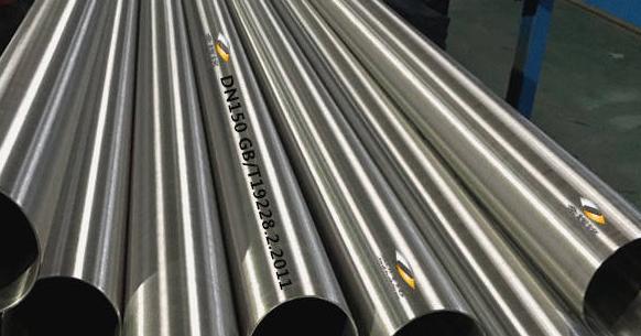 广西II系DN150不锈钢水管
