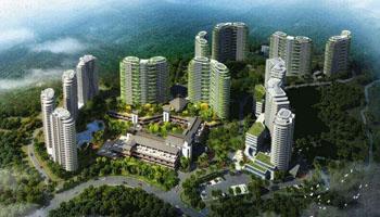 海南仁帝山养生基地不锈钢水管项目