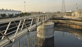 中山污水厂不锈钢自来水管项目