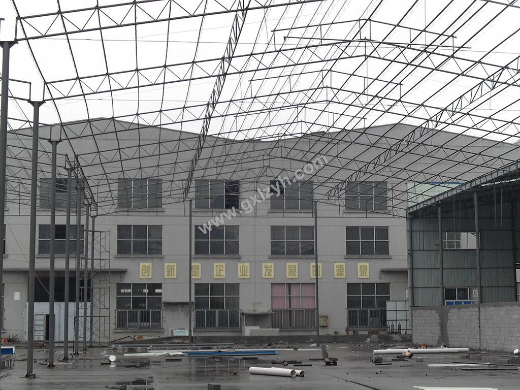 广西柳州市最专业的钢结构厂家制作技术专业及严格