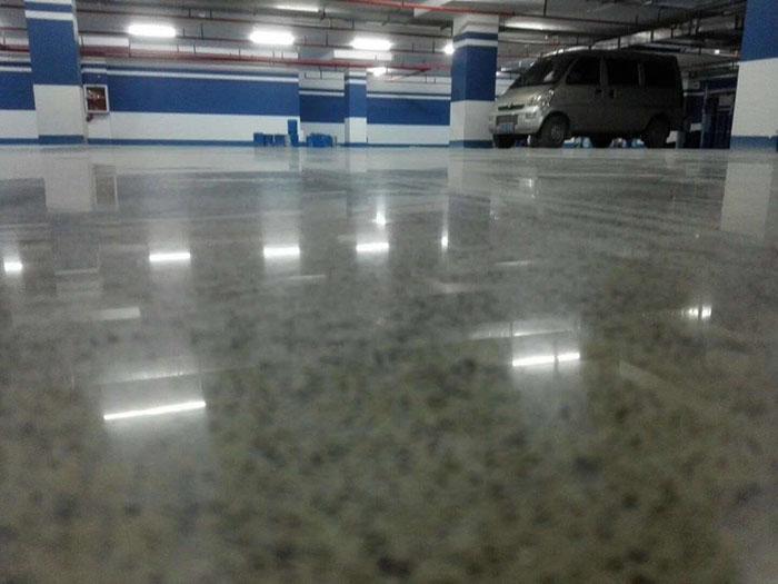 固化剂地坪承接