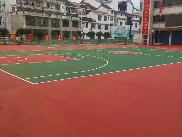 球场地坪工程