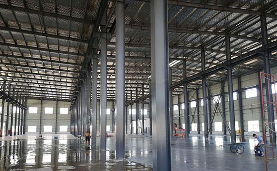 666|钢结构厂房透风降温方法_河池钢结构安装厂家