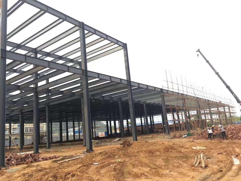 柳州钢结构零部件加工