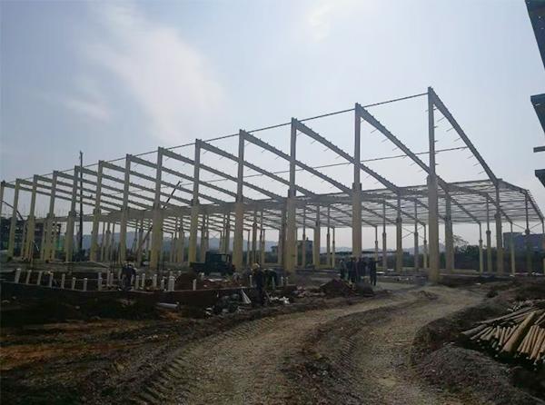 鋼結構大樓