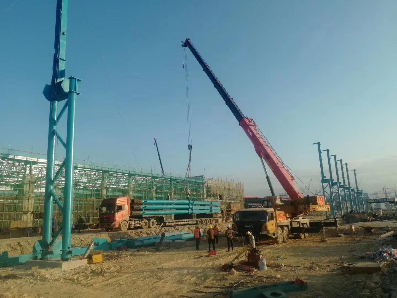 广西柳州钢结构招标:钢结构厂房有什么特点如此受欢迎