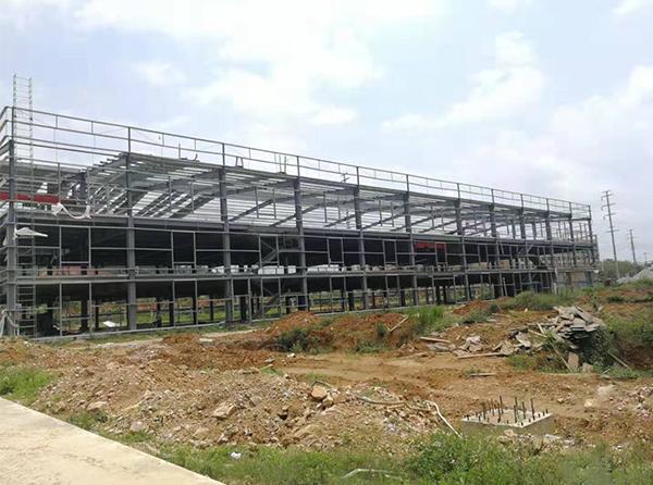 广西柳州晟源钢结构厂家|致力打造安全绿色建筑