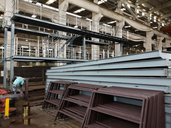 揭秘!河池哪里有大型钢结构加工厂_柳州晟源钢结构