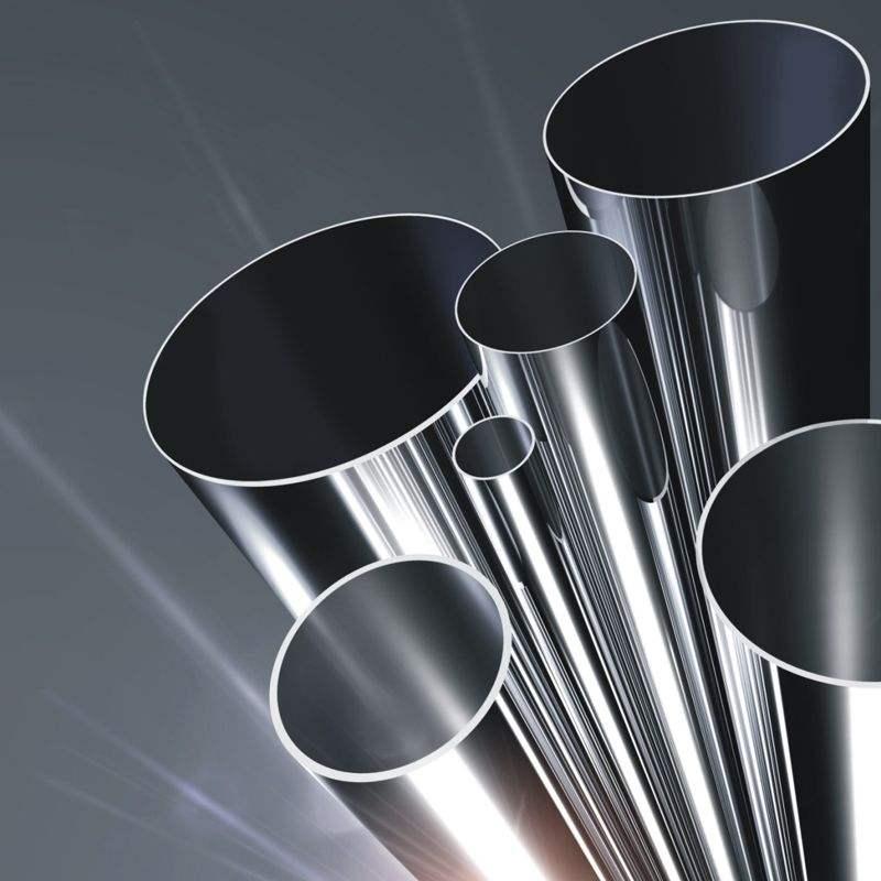 316L薄壁不锈钢给水管 饮用水管