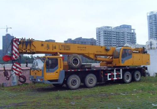 白云55吨吊车