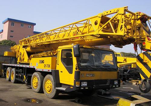 修文55噸吊車