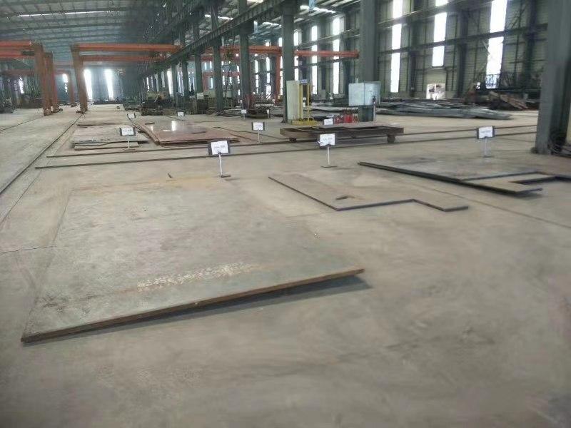 钢结构建筑设计技术表现及保养应使用的油漆