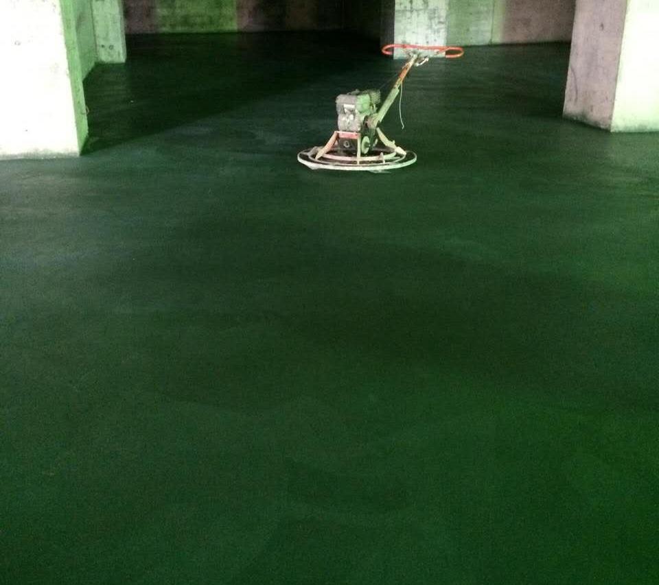 環氧地坪漆有那些性能以及應用領域