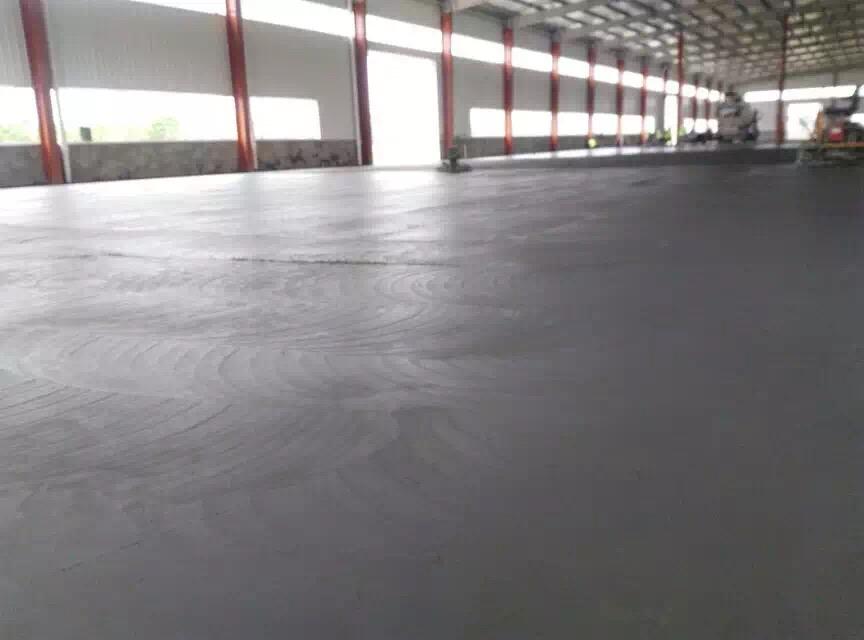 提高密封固化劑地坪強度的方法