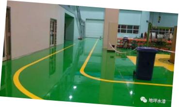 地坪漆長期保存該怎么做好